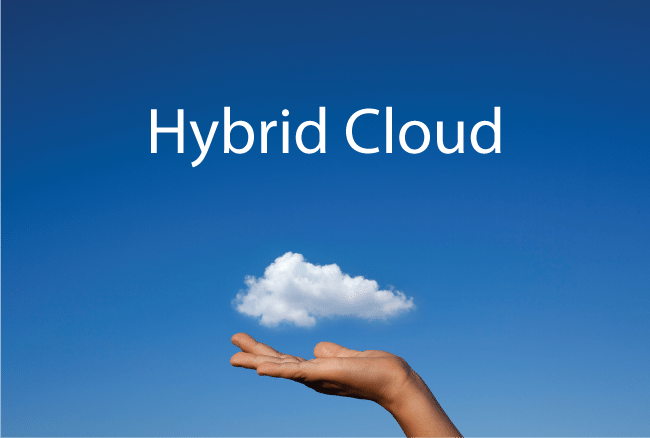 advantages of hybrid cloud explained