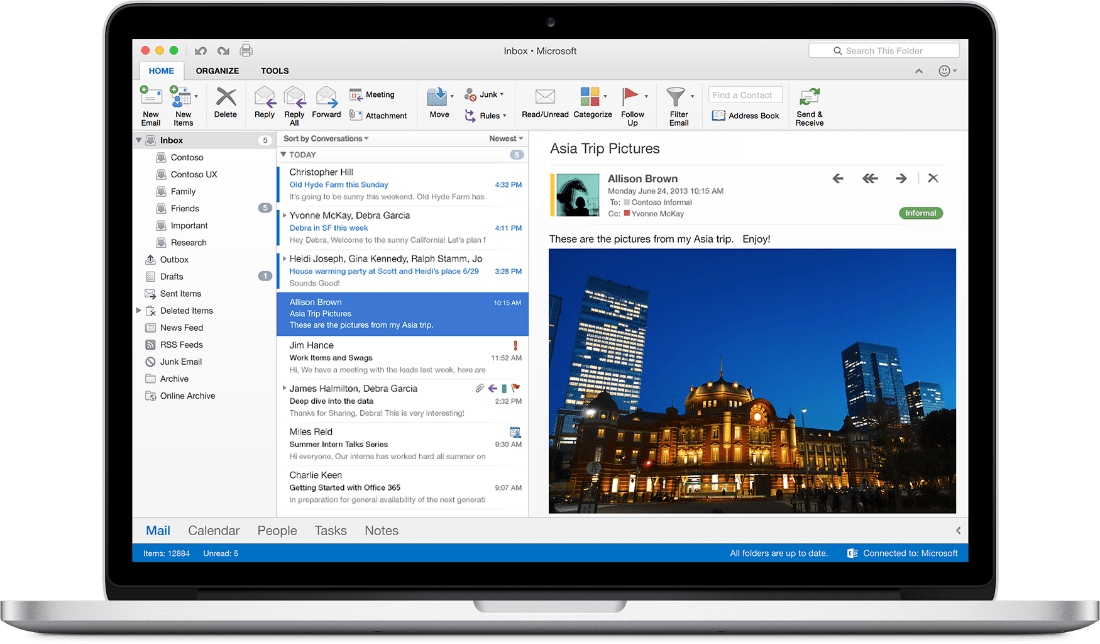 Office 365 for Mac | Canadian Cloud Backup