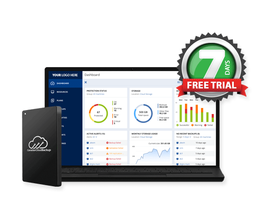 Canadian Cloud Backup Free Trial