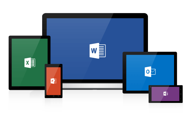 Office 365 Responsive