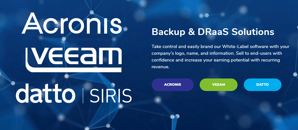 Datto | Acronis | Veeam | Canadian Cloud Backup