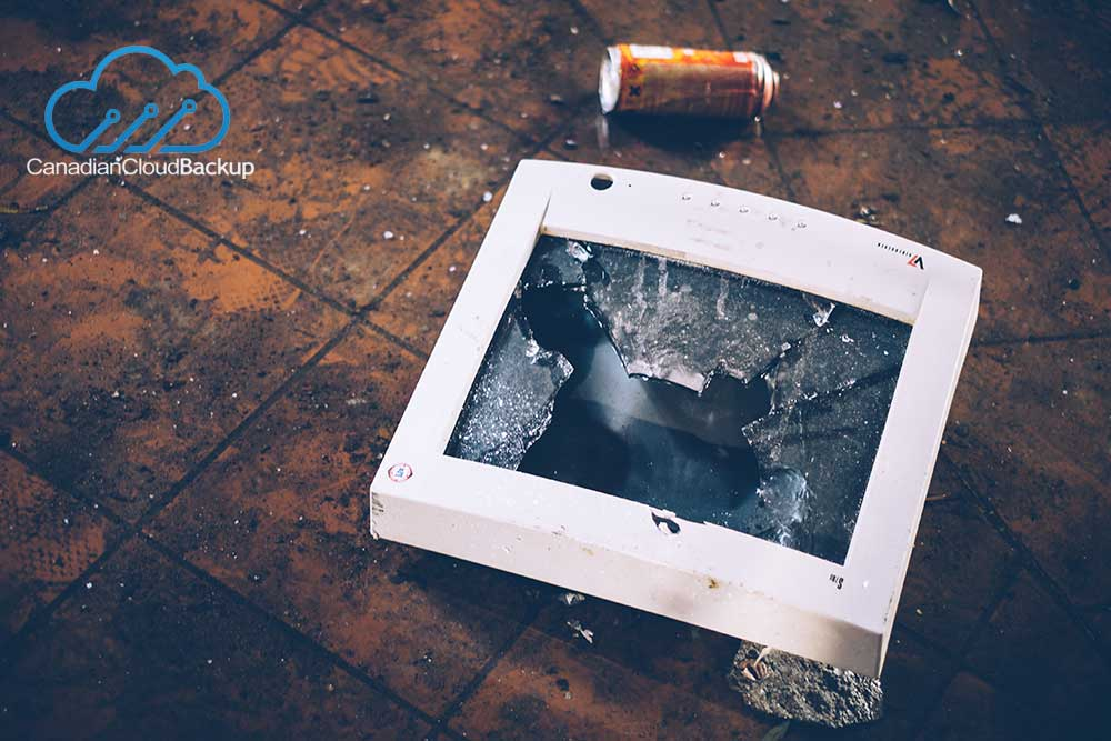 Stop Hardware Failure From Destroying your Business